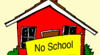 Monday, April 29th, 2019 – Pro-D Day – No School for Students